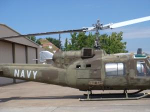 Vintage Navy Fighter Plane