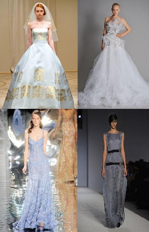 elie saab wedding dresses 2010. 2010, Elie Saab Spring